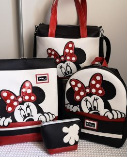 TORBE IN NAHRBTNIKI - Mickey Mouse